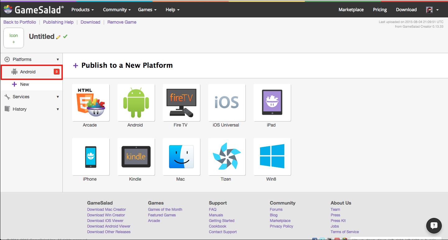 AndroidPlatformLeft