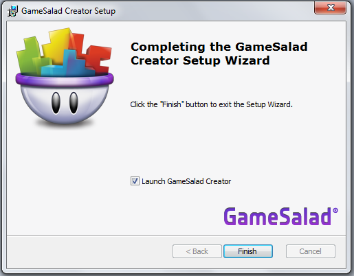 InstallingGameSalad6