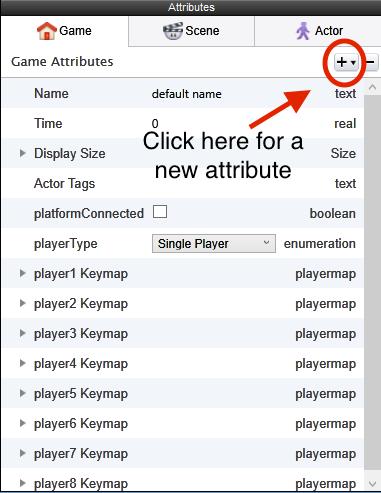 attribute add