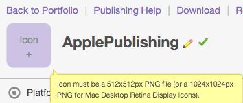 apple pub pick icon